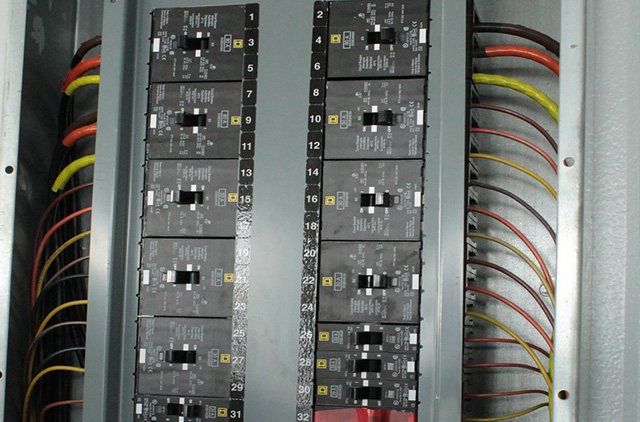 the importance of labeling your circuit box eric m krise rh erickriseelectric com electric box wiring diagram electric box wiring diagram