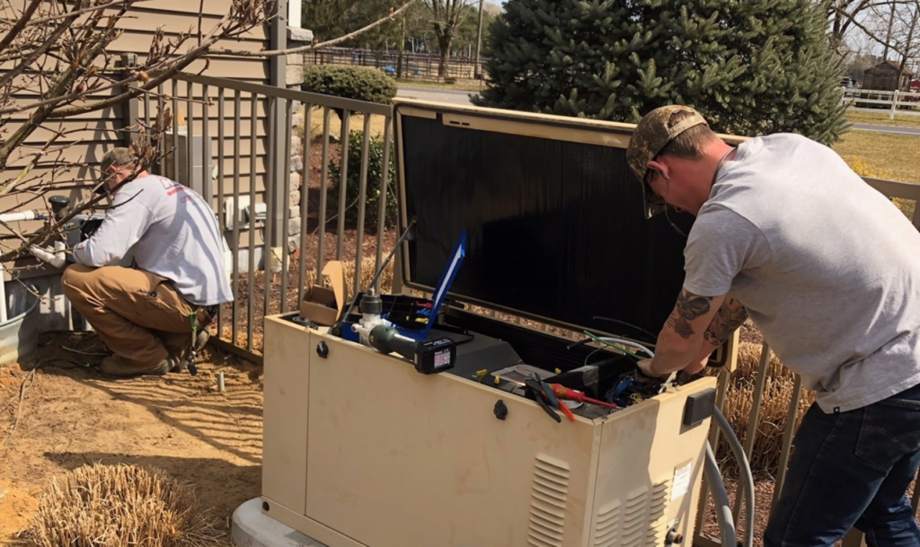How A Home Generator Could Save You This Winter