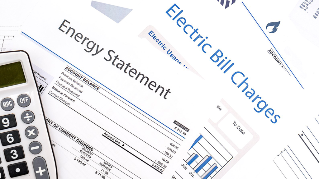 How to lower your electric bill during the holidays.