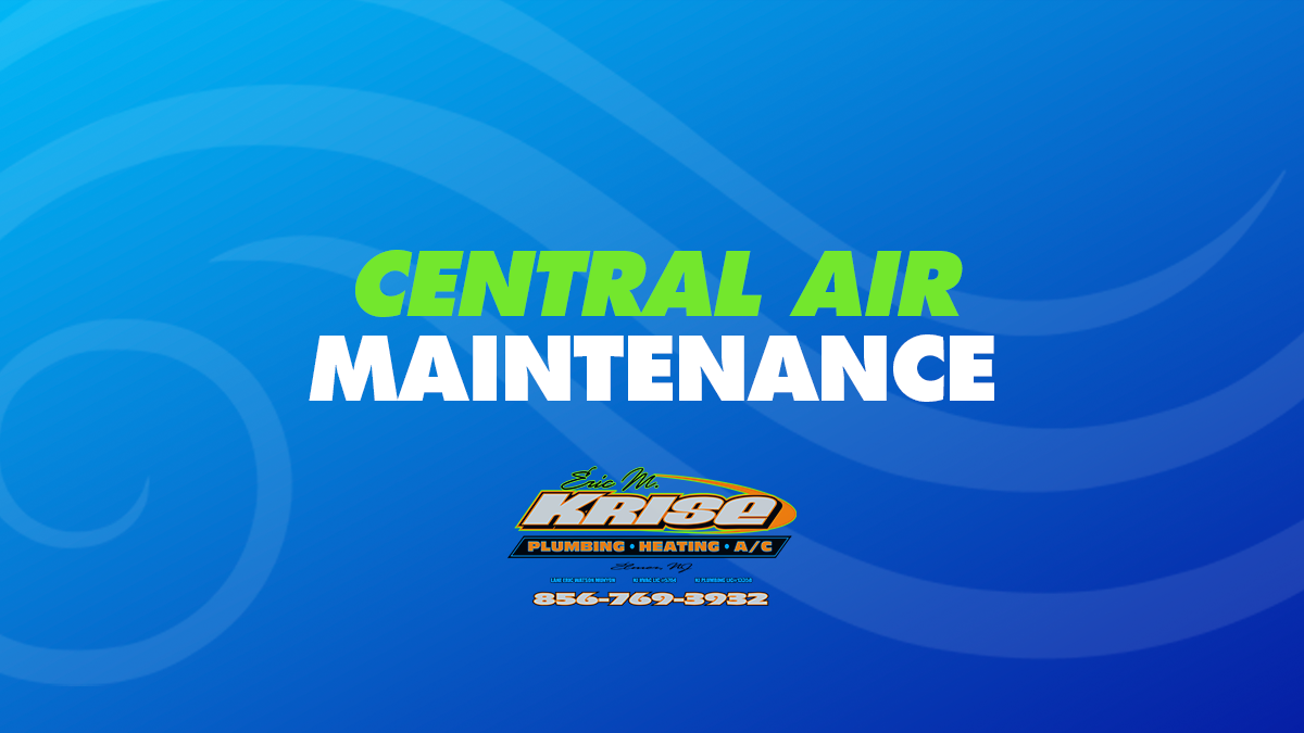 Central Air Maintenance For Warmer Weather